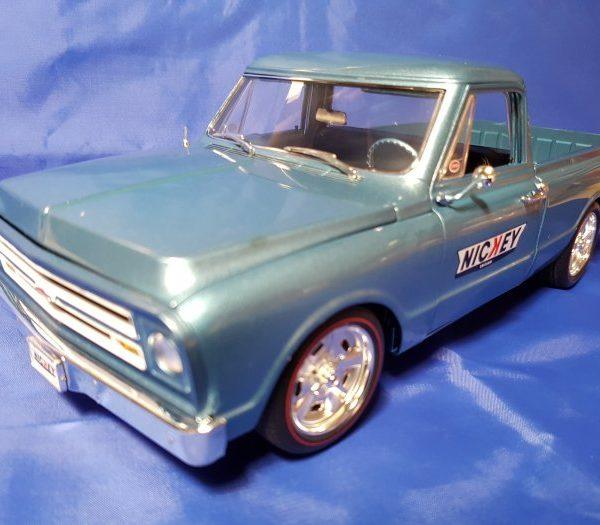 A1807205 – 1967 Chevrolet C-10 Nickey Custom Shop Truck