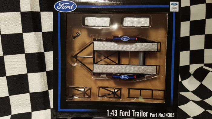 Ford Car Trailer