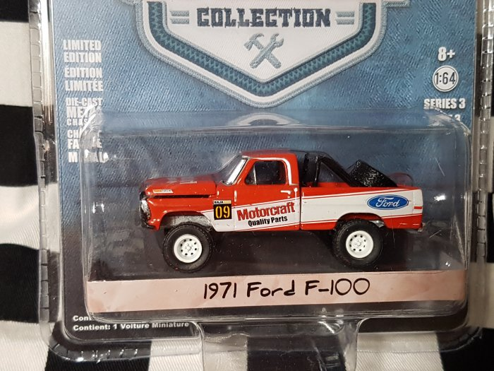 Red Ford F-100
