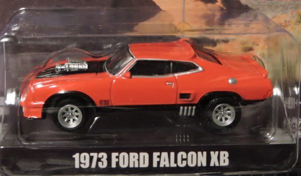 GL29946 – 1973 Ford Falcon XB 1:64th Custom Red Pepper w/Black Stripes
