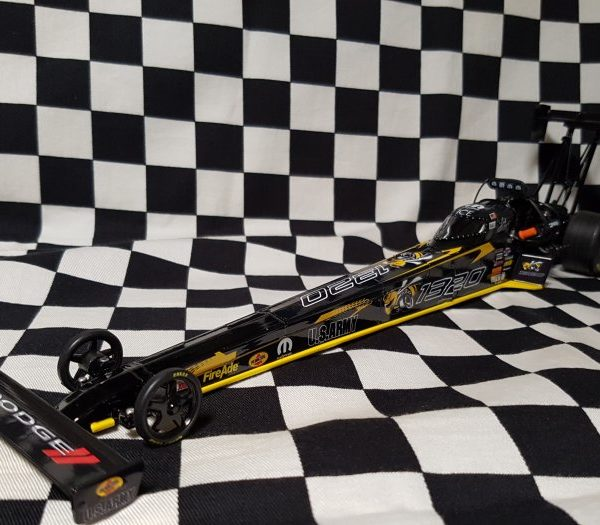 AW-CP7552 – 2018 Leah Pritchett Angry Bee 1320 1:24th NHRA Top Fuel Dragster