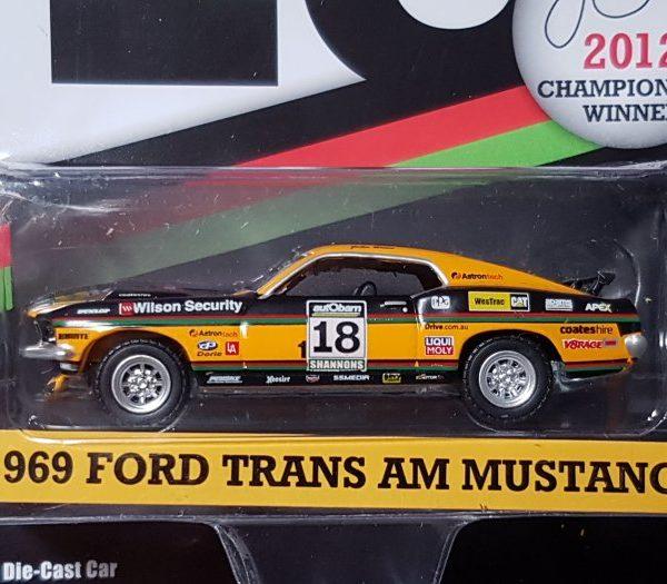 DDA51216 – John Bowe 1969 Ford Mustang Touring Car Masters 2012 Championship Winner