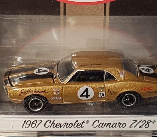GL30001 – 1967 Joe Heishman's 1:64th Chevrolet Camaro Z/28 Aero