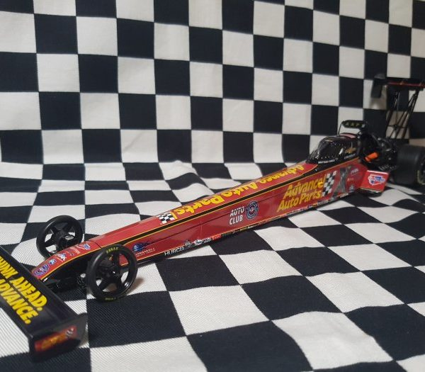 AW-CP7573 – 2019 Brittany Force Advance Auto Parts 1:24th NHRA Top Fuel Dragster