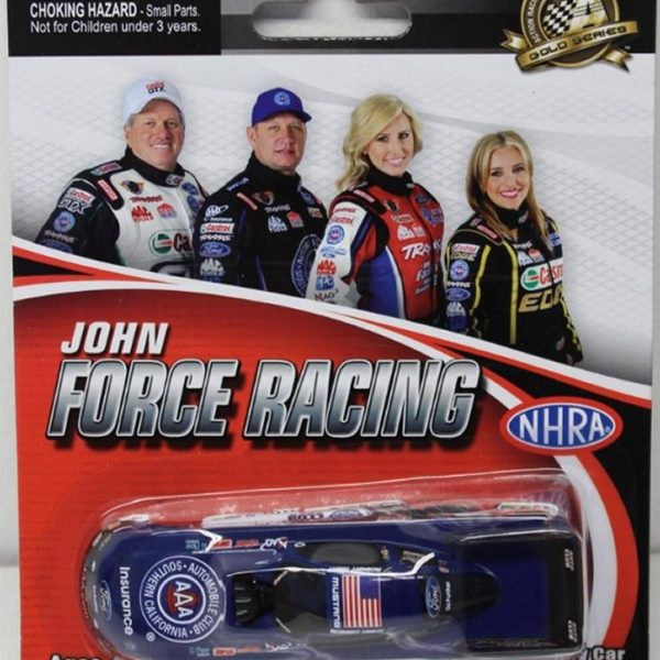ARH3865AARH – 2013 Robert Hight AAA Auto Club 1:64th Ford Mustang NHRA Funny Car