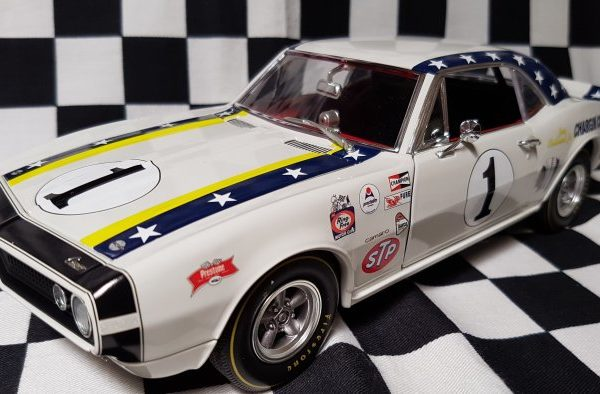A1805713 – Joie Chitwood #1 1967 Z28 Chevrolet Camaro – Retail Only