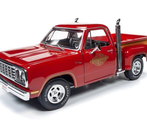 """AMM1194 – 1978 Dodge Pickup 1:18th """"L'il Red Express Truck"""""""